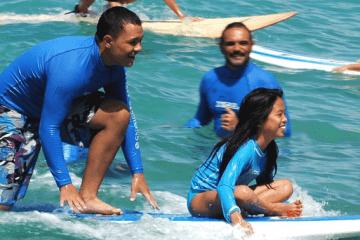 Pukoa Organics Sunscreen Sponsors Surfrider Spirit Sessions