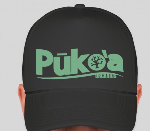 Pukoa trucker hat